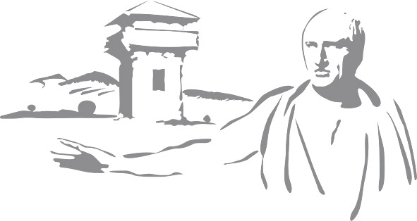 Logo Verband der Limes-Ciereons - Gästeführer am Weltkulturerbe Limes